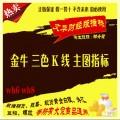 文华财经指标 金牛三色K线公式/现货黄金白银/股指期货/股票/商品