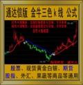 金牛三色K线正版指标 通达信版公式 黄金白银/期货/股票/股指专用