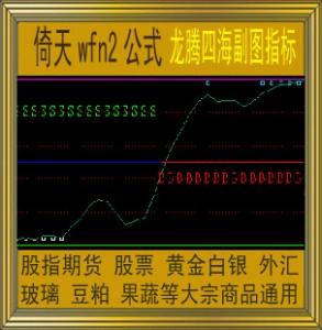 倚天wfn2指标 金牛智胜龙腾四海公式 股指期货 黄金白银商品外汇