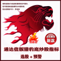 湘11.通达信版-猎豹底炒股指标-+选股预警